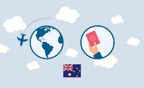Miniature de vidéo d'information sur la demande de visa