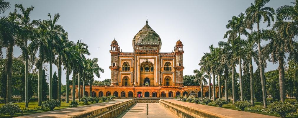Les temples en Inde