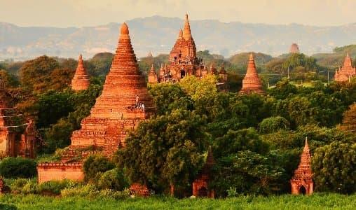 Visa Birmanie