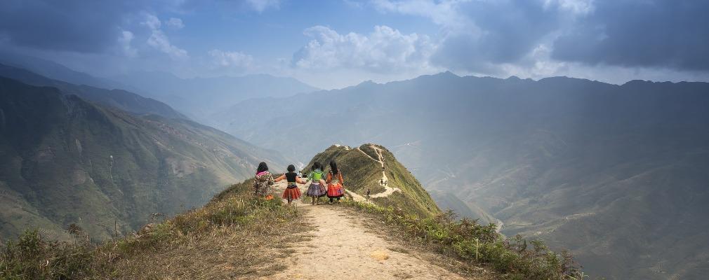 Panorama au Vietnam