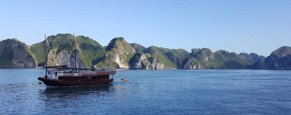La baie d'Halong