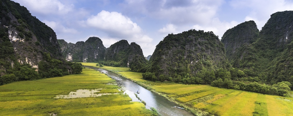 La rivière Hao Long